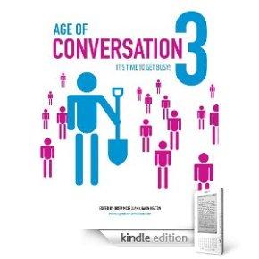 No dejes de comprar la tercera entrega de Age of Conversation.