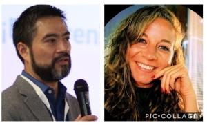 Monica y Hebert