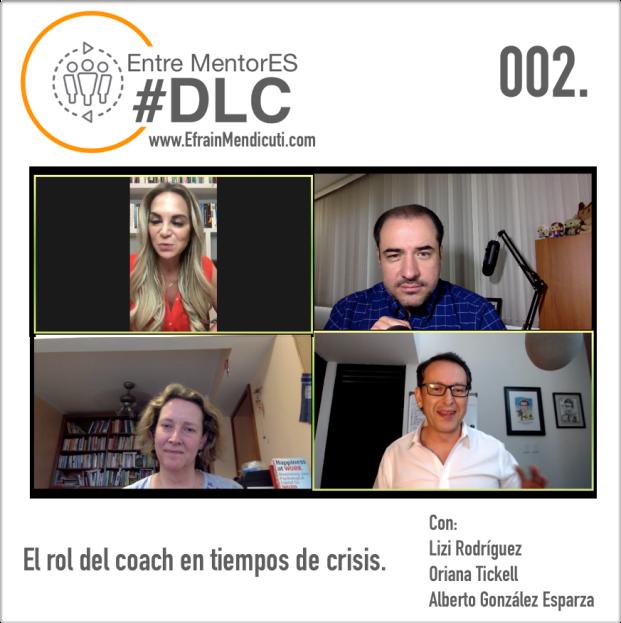 EntreMentoresDLC Ep 002 Promo