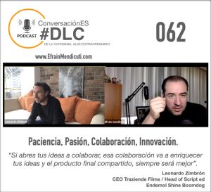 DLC 062 Leo Zimbron promo