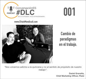 DLC 001 Dani Granatta promo