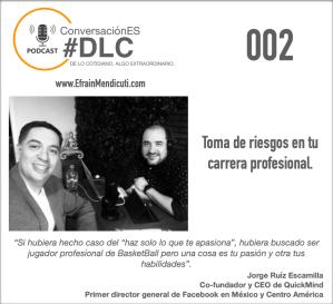 DLC 002 Jorge Ruíz promo