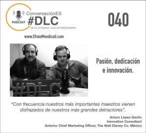 DLC 040 Arturo López Gavito promo
