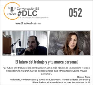 DLC 052 Raquel Roca promo
