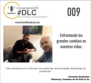 DLC 009 Fernando Santibañes