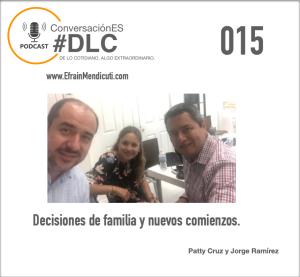 DLC 015 Patty y Jorge Ramírez