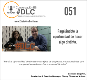 DLC 051 Berenice Esquivel promo