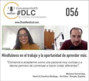 DLC 056 Mariana Hernández promo