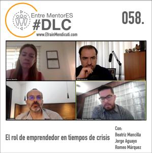 DLC 058 entre emprendedores