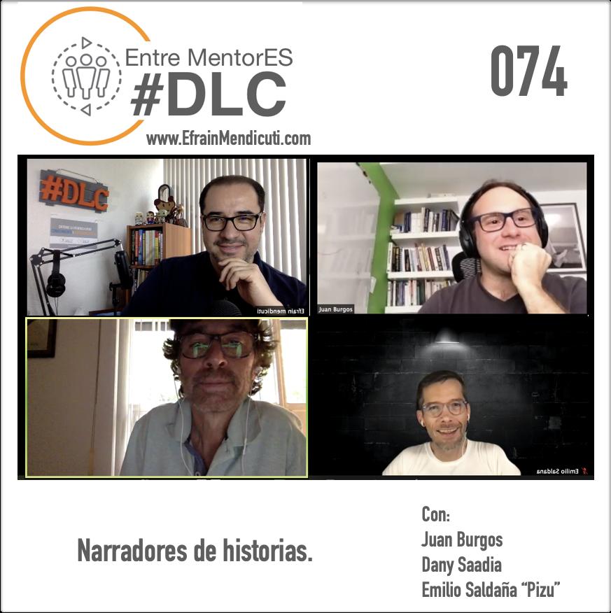 DLC 074 Narradores de historias