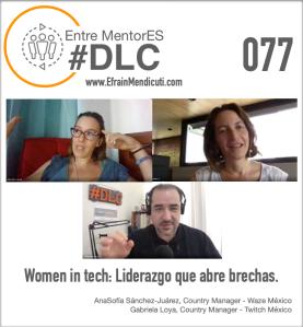 DLC 077 Woment In tech