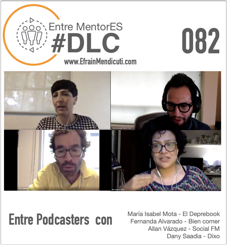 DLC 082 Entre podcasters