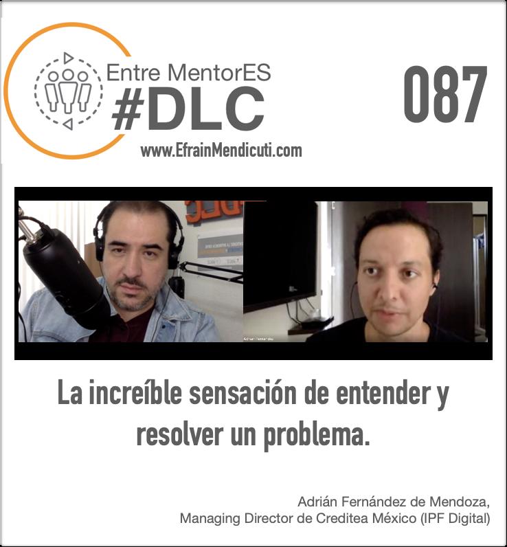 DLC 087 Adrían Fernández